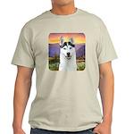 Husky Meadow Light T-Shirt