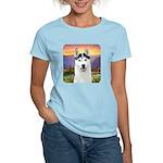 Husky Meadow Women's Light T-Shirt