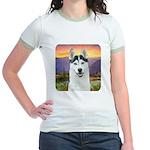 Husky Meadow Jr. Ringer T-Shirt