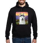 Husky Meadow Hoodie (dark)