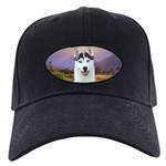 Husky Meadow Black Cap