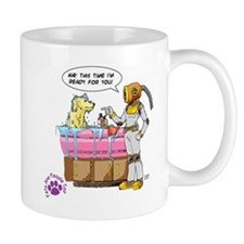 Cute Pet groomer Mug