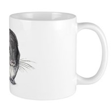 Cute Ebony Mug