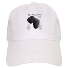 Black Russian Baseball Cap