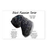 Black Russian Postcards (Package of 8)