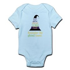 The Ghoul Times Infant Bodysuit