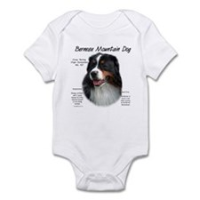 Berner Infant Bodysuit