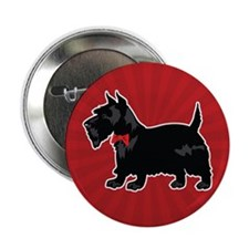 "Scottish Terrier 2.25"" Button (10 pack)"