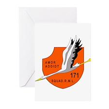 171a Squadriglia R.M Greeting Cards (Pk of 10)
