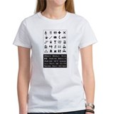 Cute Korean language Tee