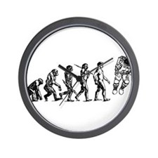 Astronaut Evolution Wall Clock