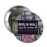 Berlin Wall 2.25&quot; Button (10 pack)
