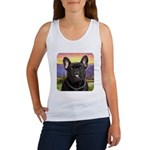French Bulldog Meadow Women's Tank Top