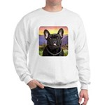 French Bulldog Meadow Sweatshirt