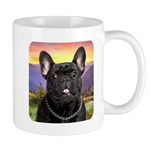 French Bulldog Meadow Mug