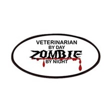 Veterinarian Zombie Patches