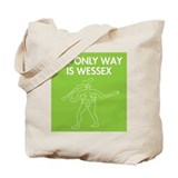 The Only Way is Wessex Tote Bag