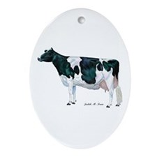 Roxy Ornament (Oval)