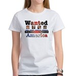 Wanted Women's T-Shirt