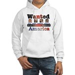 Wanted Hooded Sweatshirt