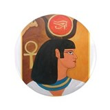 "Hathor 3.5"" Button (100 pack)"