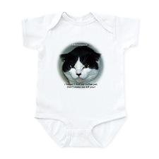 Grumpy Cats Infant Bodysuit