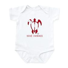 Hawaii Dive Infant Bodysuit