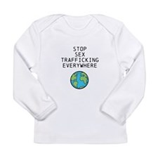 tshirt1 Long Sleeve Infant T-Shirt