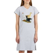 Goose Trio Women's Nightshirt