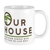 Our House Logo Small Mug