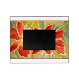 Red orchids! Beautiful art! Picture Frame