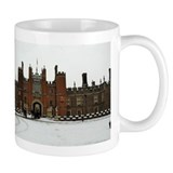 Hampton Court Palace in the Snow Mug