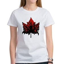Tar Sands Protest Art No Pipeline Canada Shirts Wo