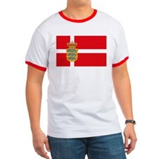 Denmark w/ Coat of Arms T-Shirt