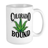 Colorado Bound Mug