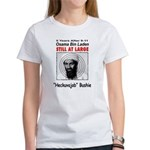 Still At Large Women's T-Shirt