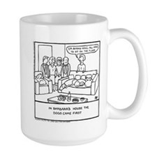 Sit On The Floor - Coffee Mug