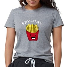 OSB Women's Plus Size V-Neck Dark T-Shirt