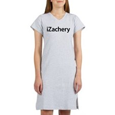 iZachery Women's Nightshirt