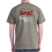 Kicking Asphalt - Chevelle T-Shirt