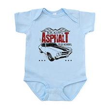 Kicking Asphalt - Chevelle Infant Bodysuit