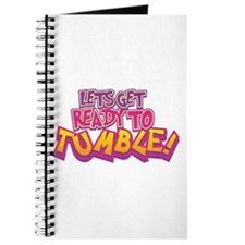 Gymnastics Ready To Tumble Journal