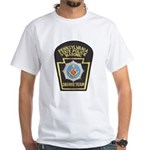 PA Degree Team White T-Shirt