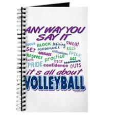 Volleyball Any Way Journal