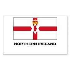 Northern Ireland Flag Merchandise Decal
