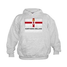 Northern Ireland Flag Merchandise Hoodie