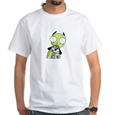 Gir with a Compass T-Shirt