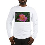 Teacup Rose Long Sleeve T-Shirt