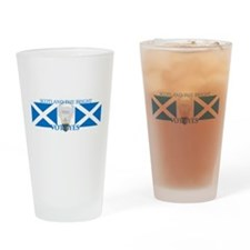Scotland the Bright, vote yes. Drinking Glass
