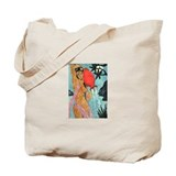 Mountain Spring/Wild Angelica Tote Bag